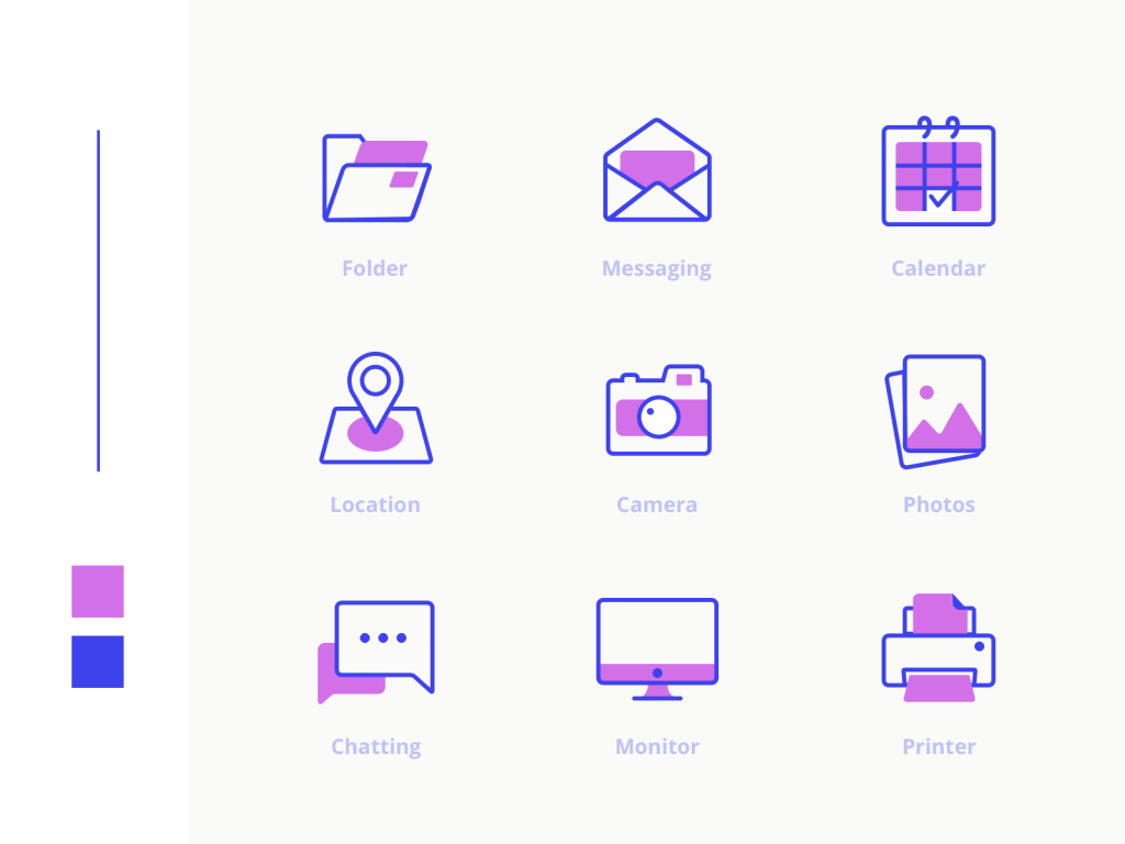 Free Download: Office Icons