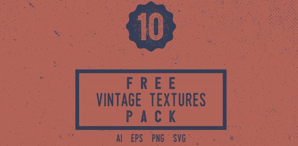 Free Download: 10 Vintage Textures