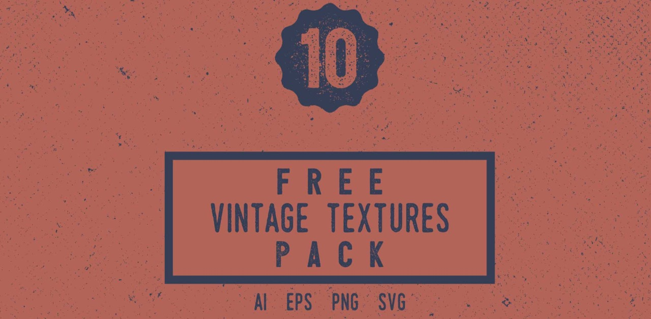 Free Download: 10 Vintage Textures