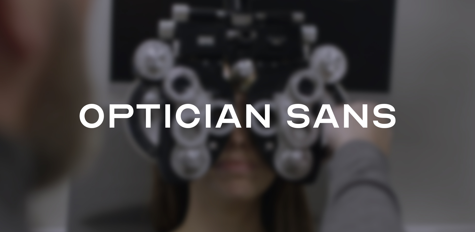Free Download: Optician Sans