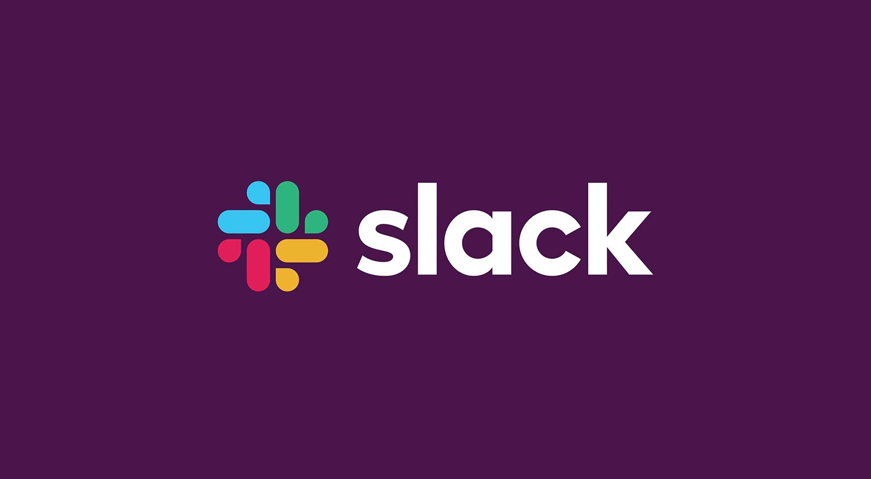 Slack Adopts Generic New Identity
