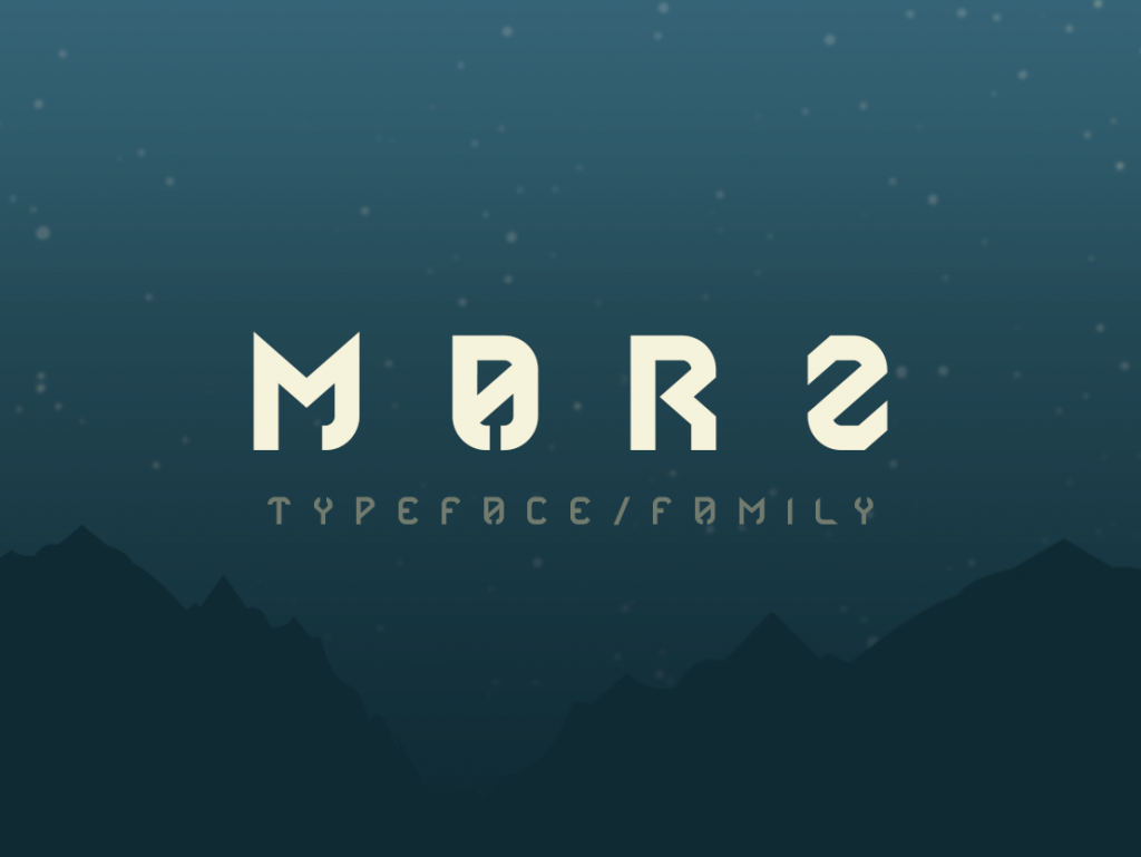 Free Download: Marz Font