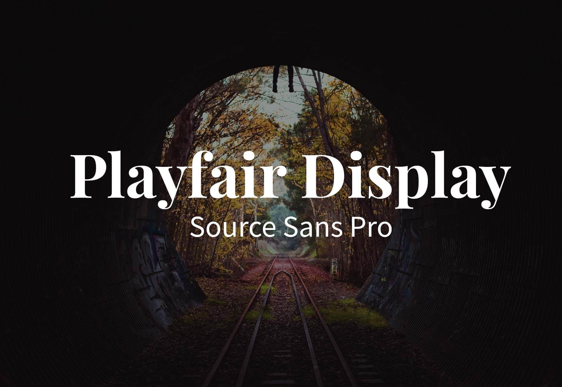 19 Contemporary Font Pairings for 2019   Webdesigner Depot