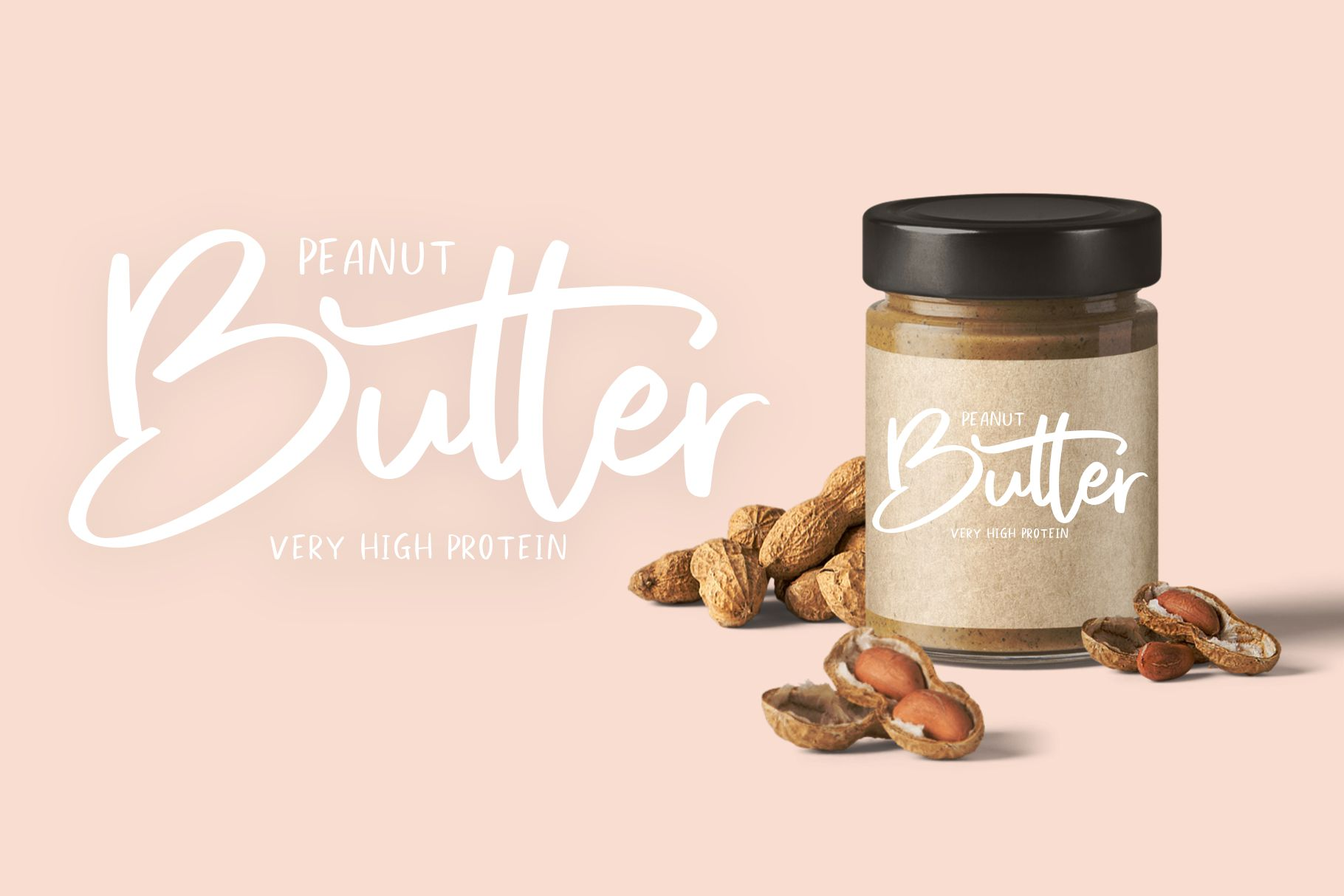 Free Download: Sweet Buttermilk Font