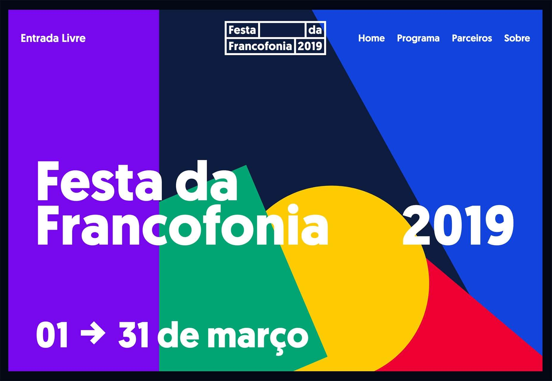 20 Freshest Web Designs, April 2019