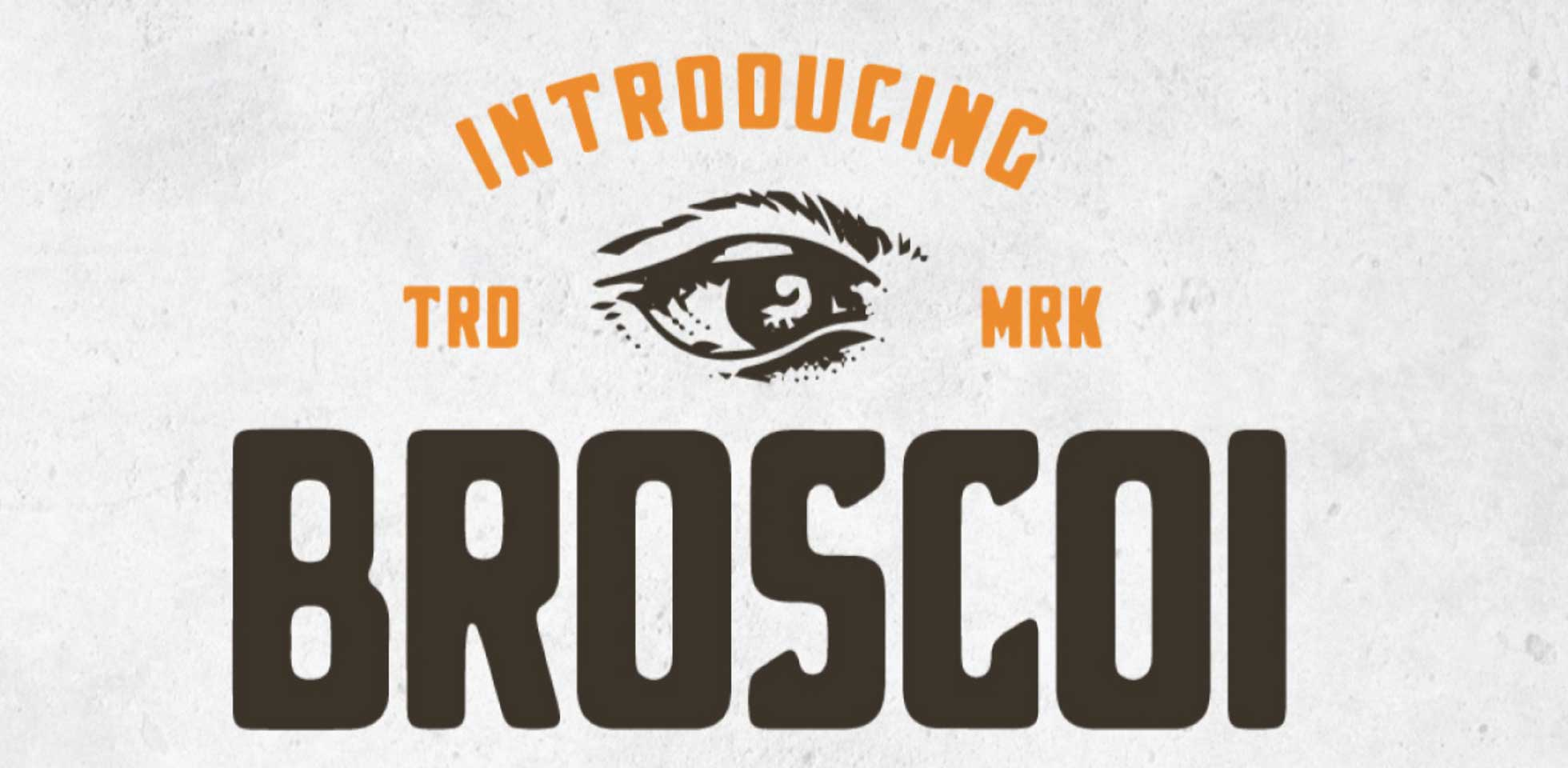 Free Download: Broscoi Font