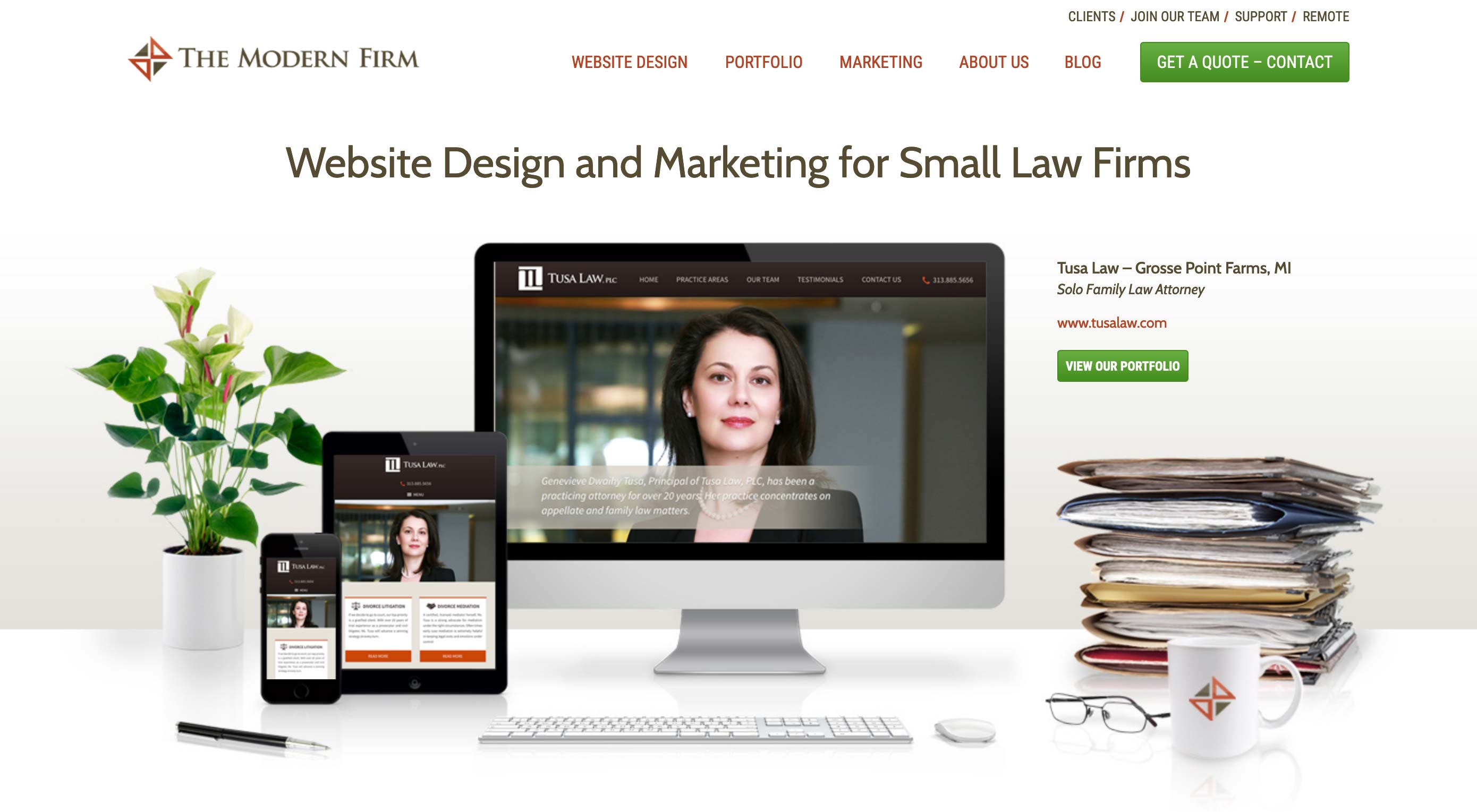 Design Your Website to Sell While You Work