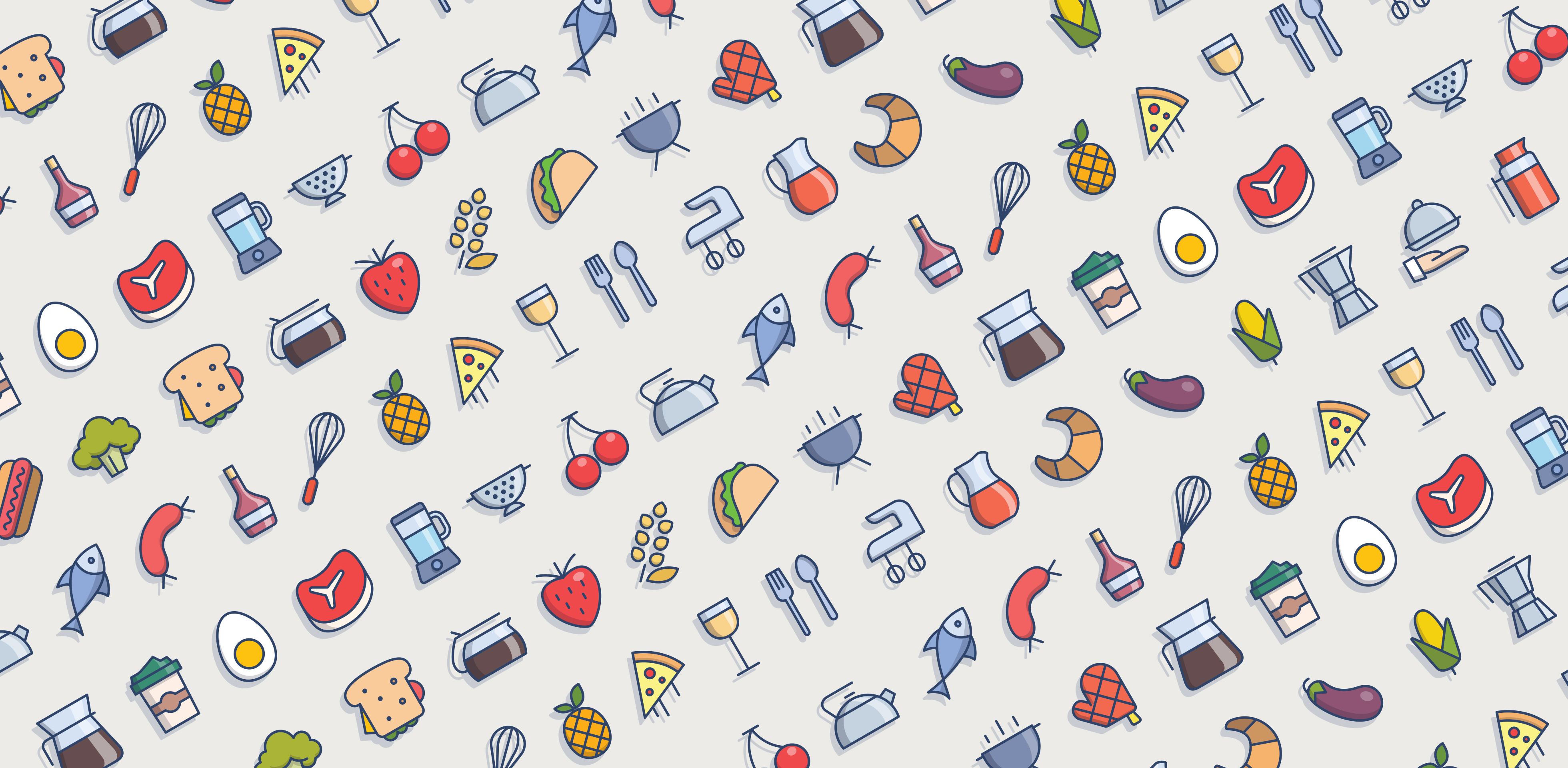 Free Download: Food Icon Pack