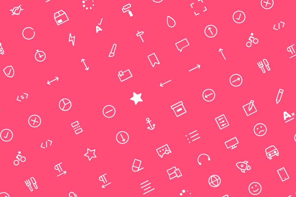 Free Download: 450+ Line Icons