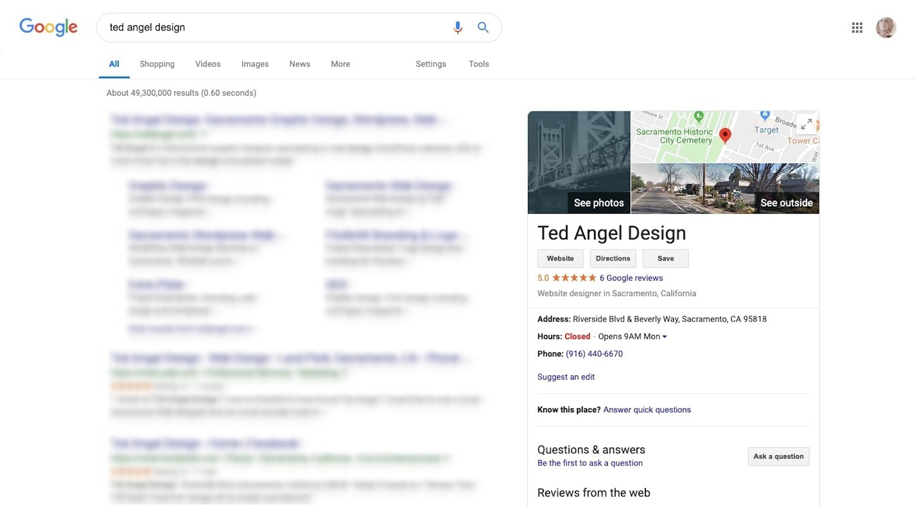 Ted Angel Design