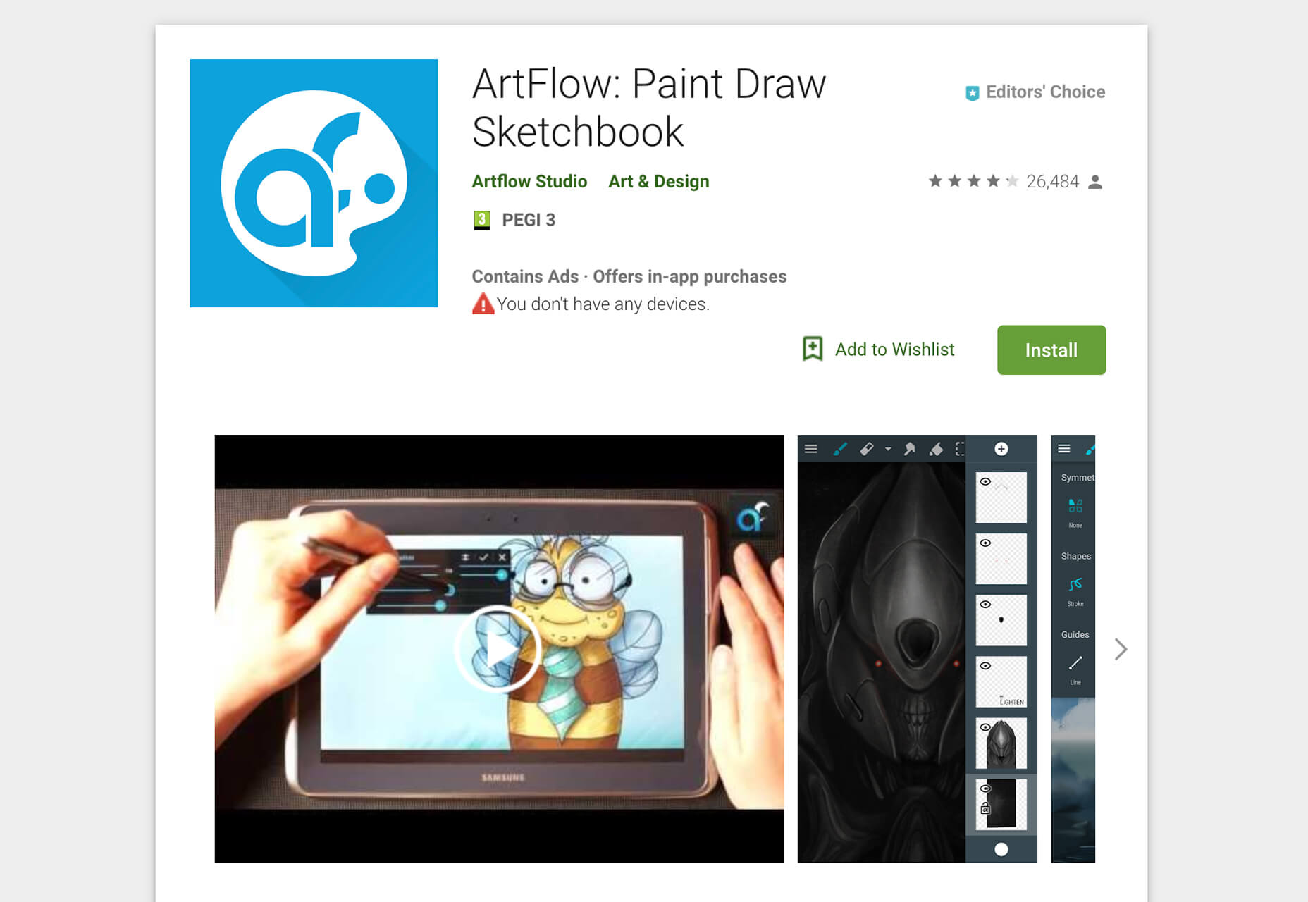 Top 10 Drawing Apps For Ios And Android Webdesigner Depot