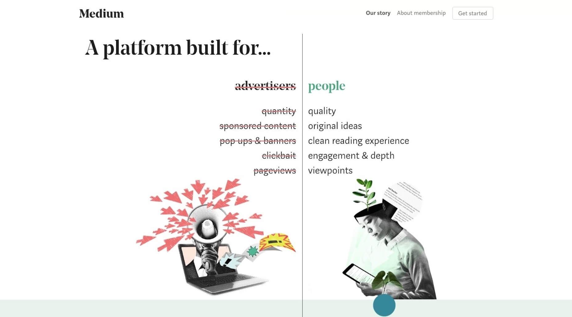Medium Built for People