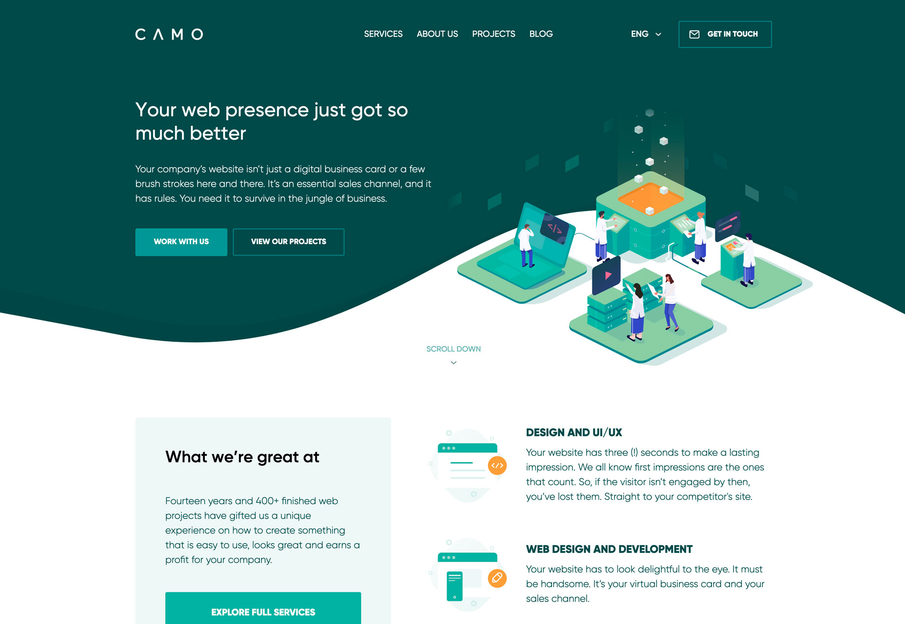 3 Essential Design Trends, June 2019 | Webdesigner Depot