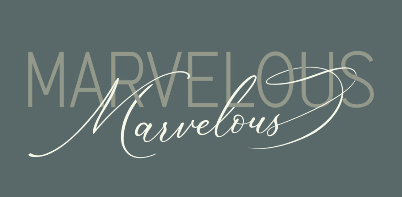 Free Download: The Marvelous Font Duo