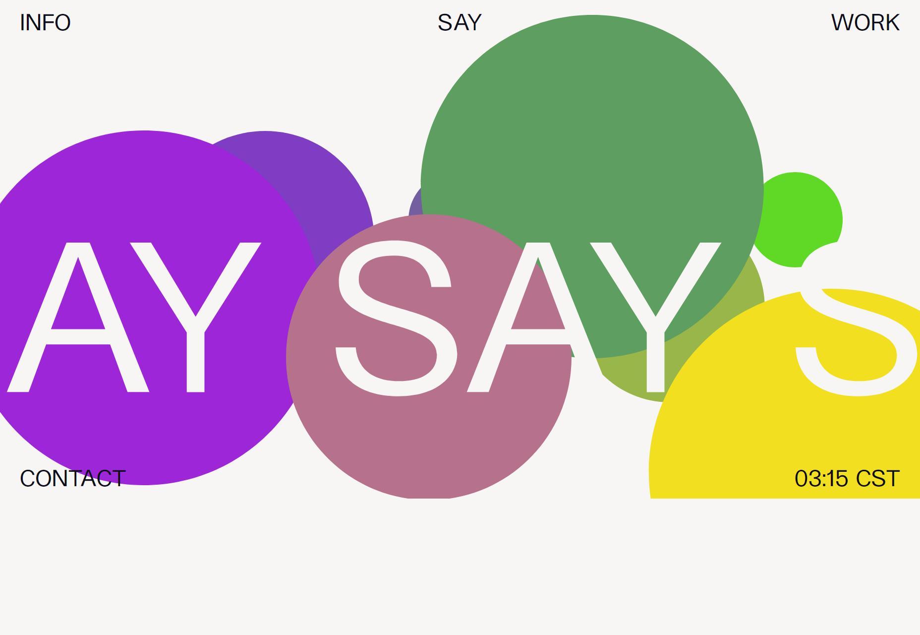 03-say