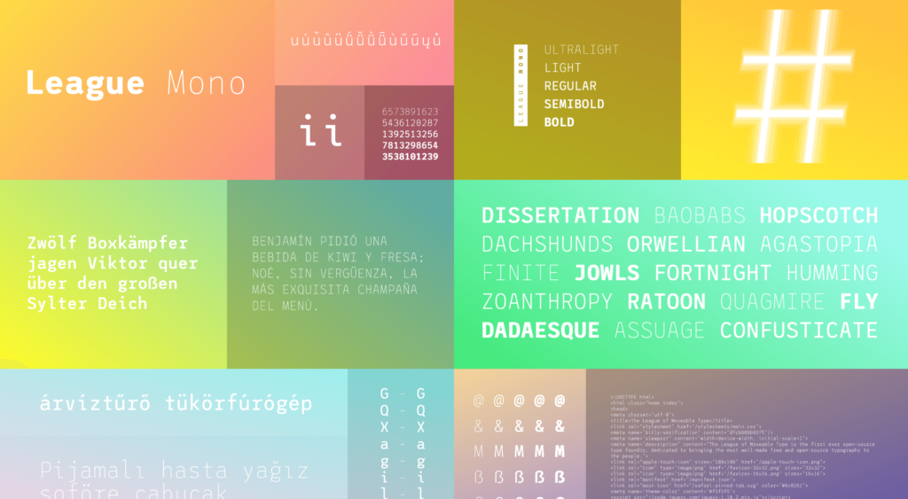 9 Best Type Foundries for When You're Sick of Google Fonts