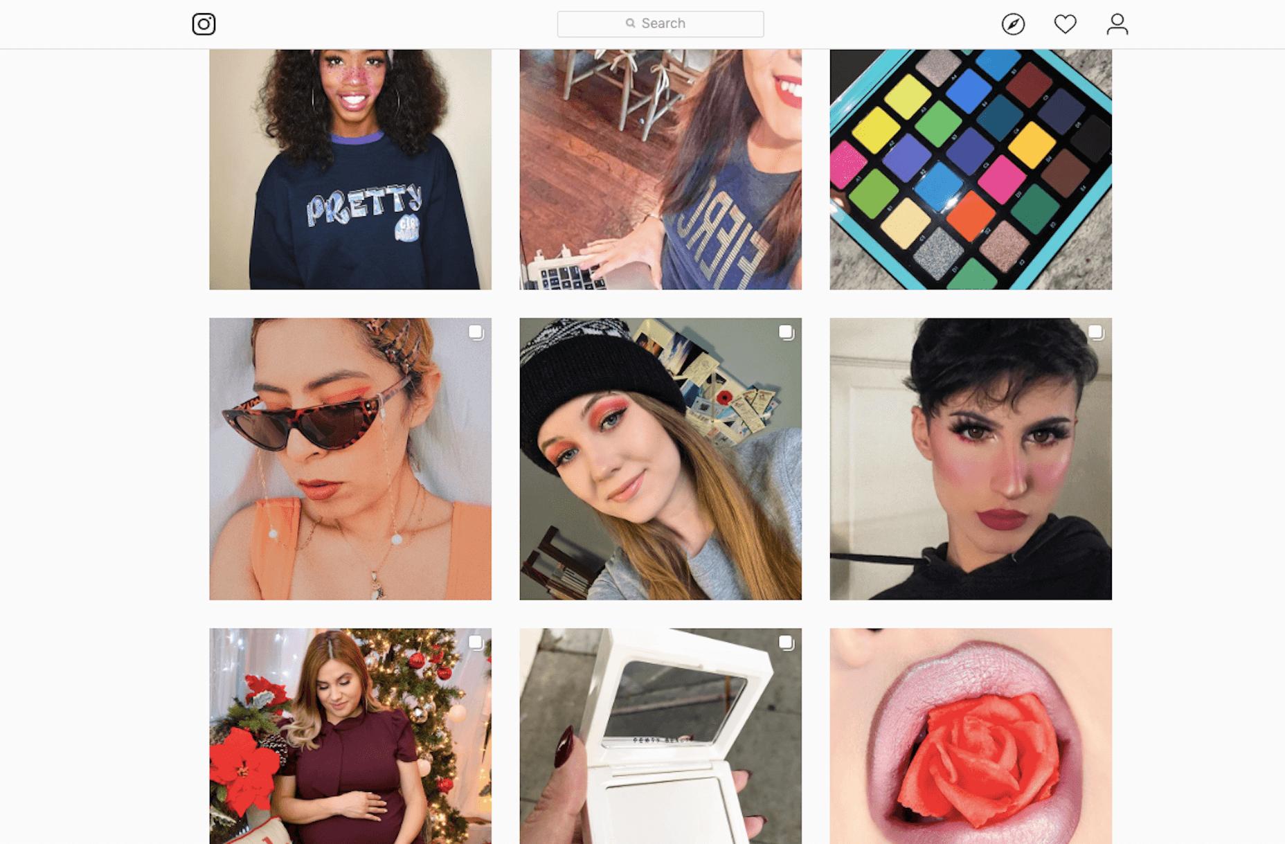 Sephora Instagram