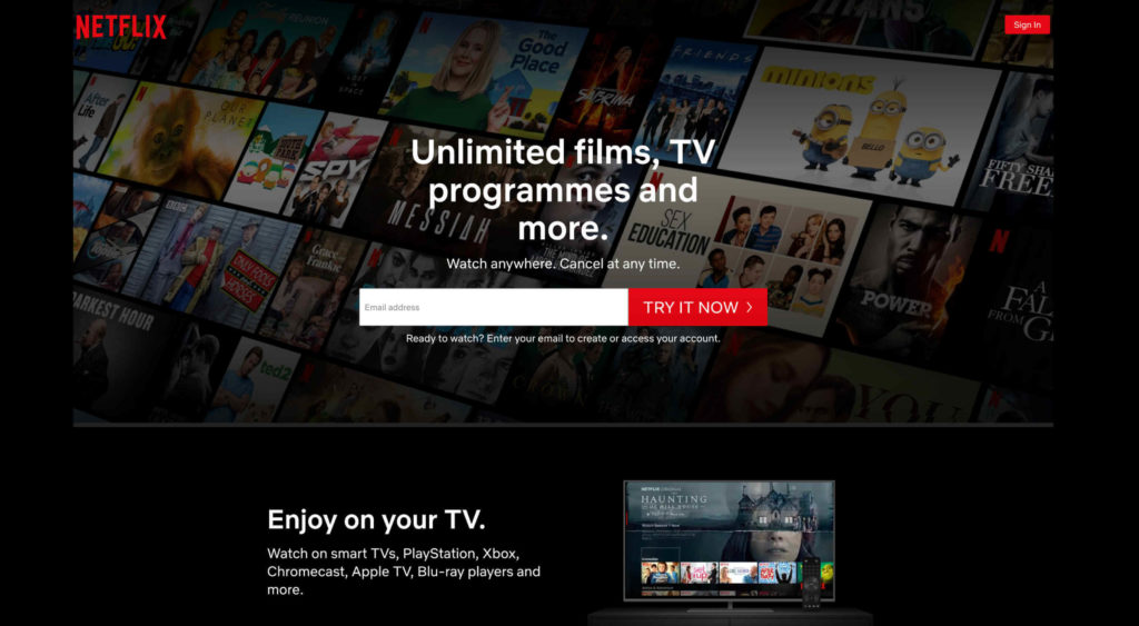3 Lessons UX Designers Can Take from Netflix
