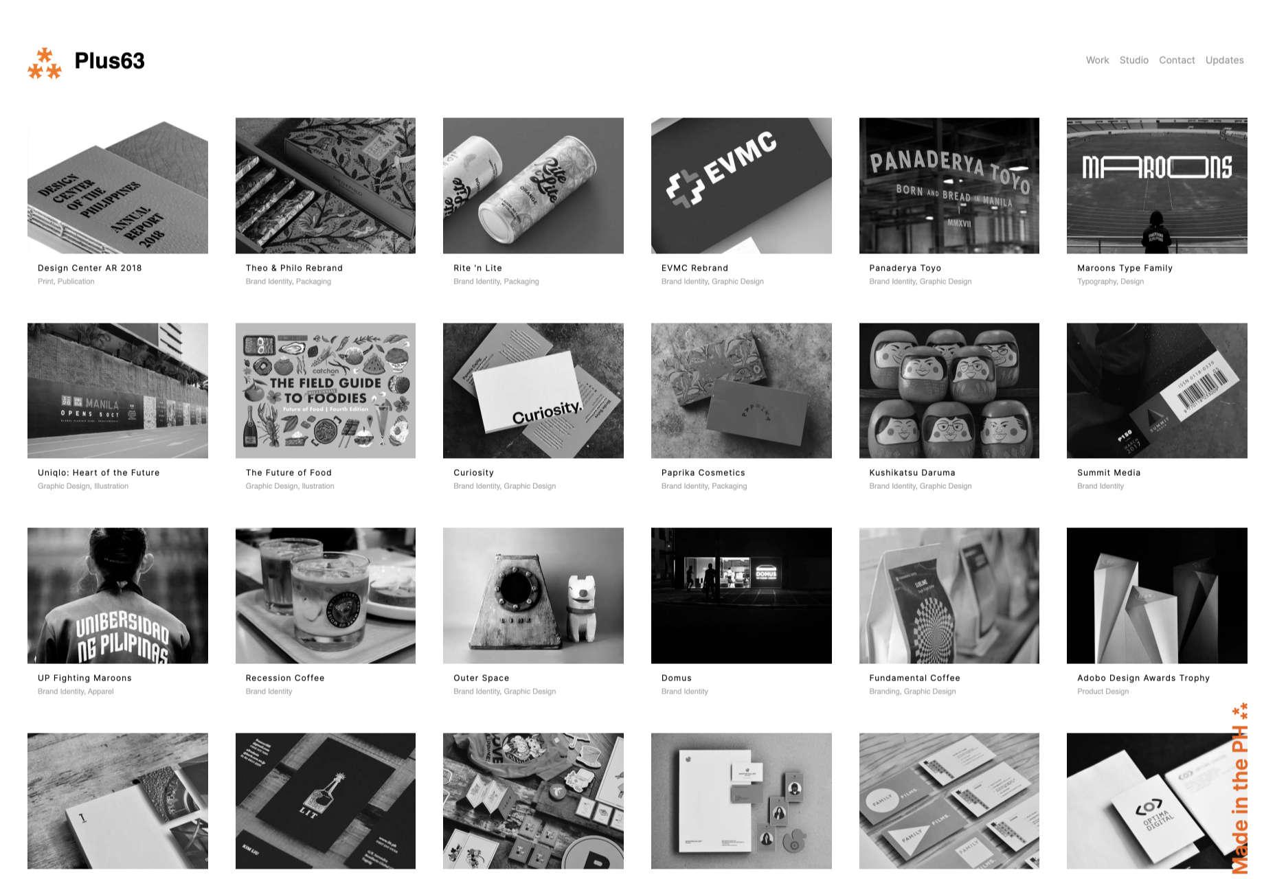 Минимализм в веб-дизайне - ничего лишнего
