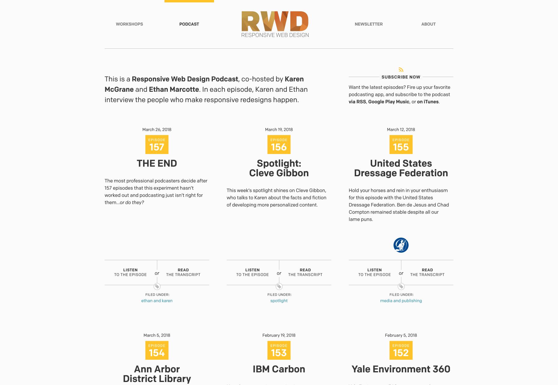 12 Best Web Design Podcasts For 2020 Webdesigner Depot