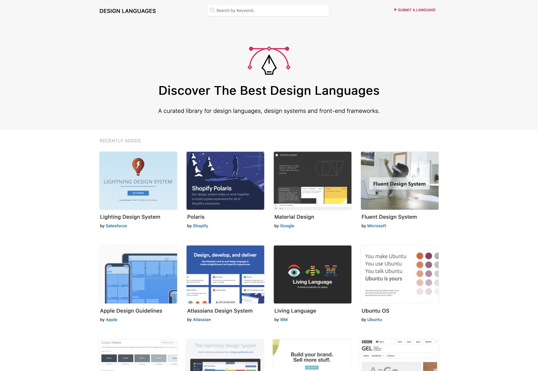 designlanguages