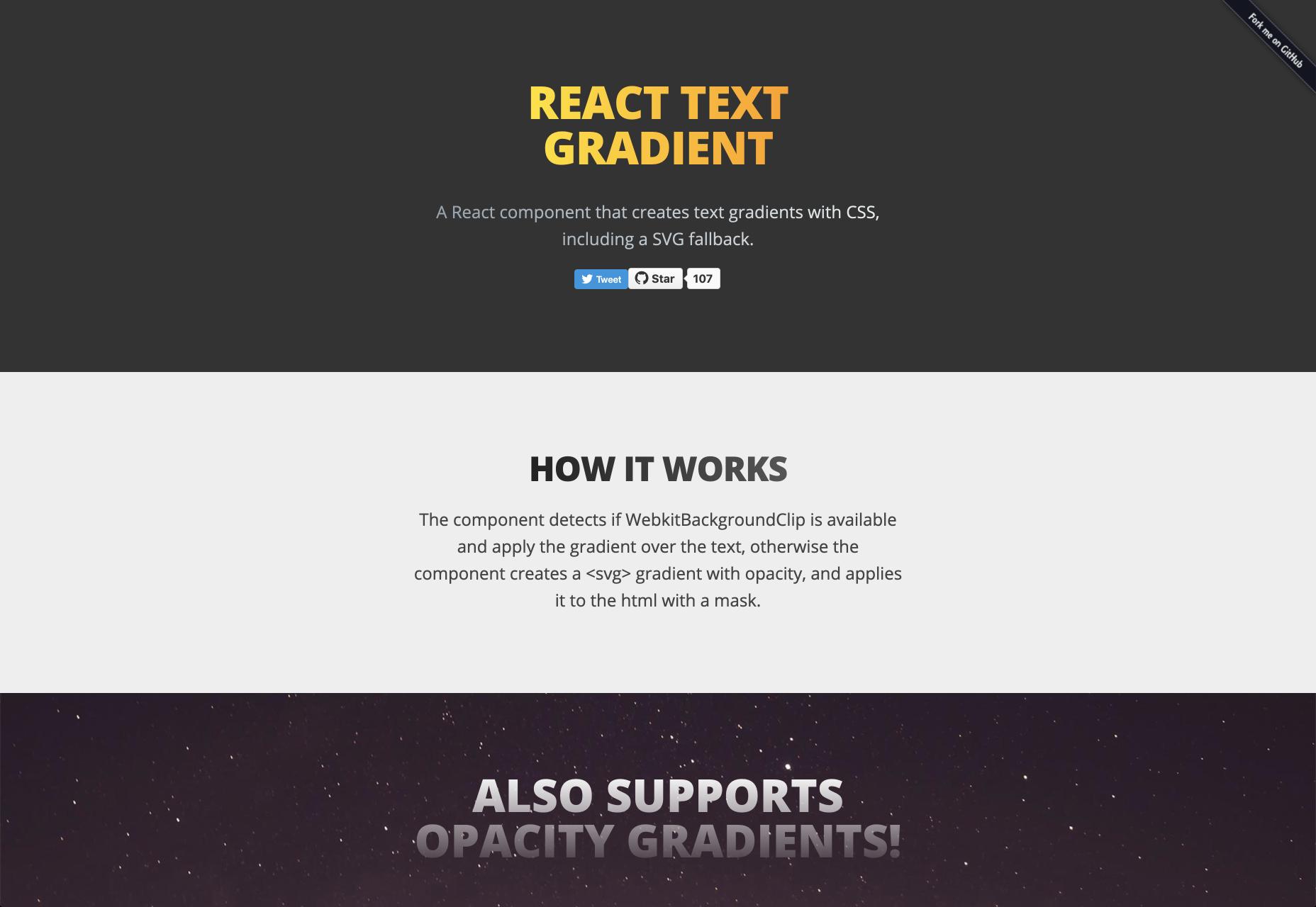 textgradient
