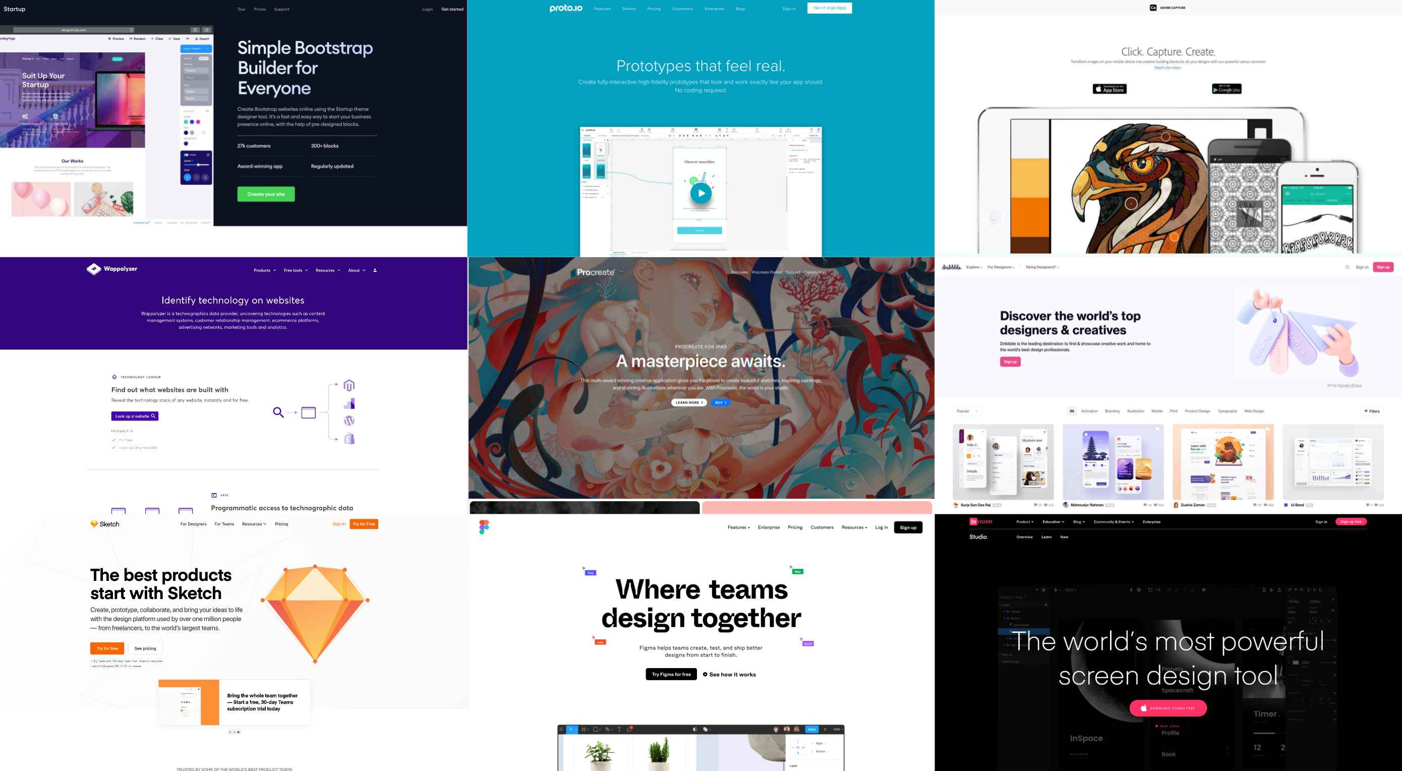 10 Tools I Can't Design Without