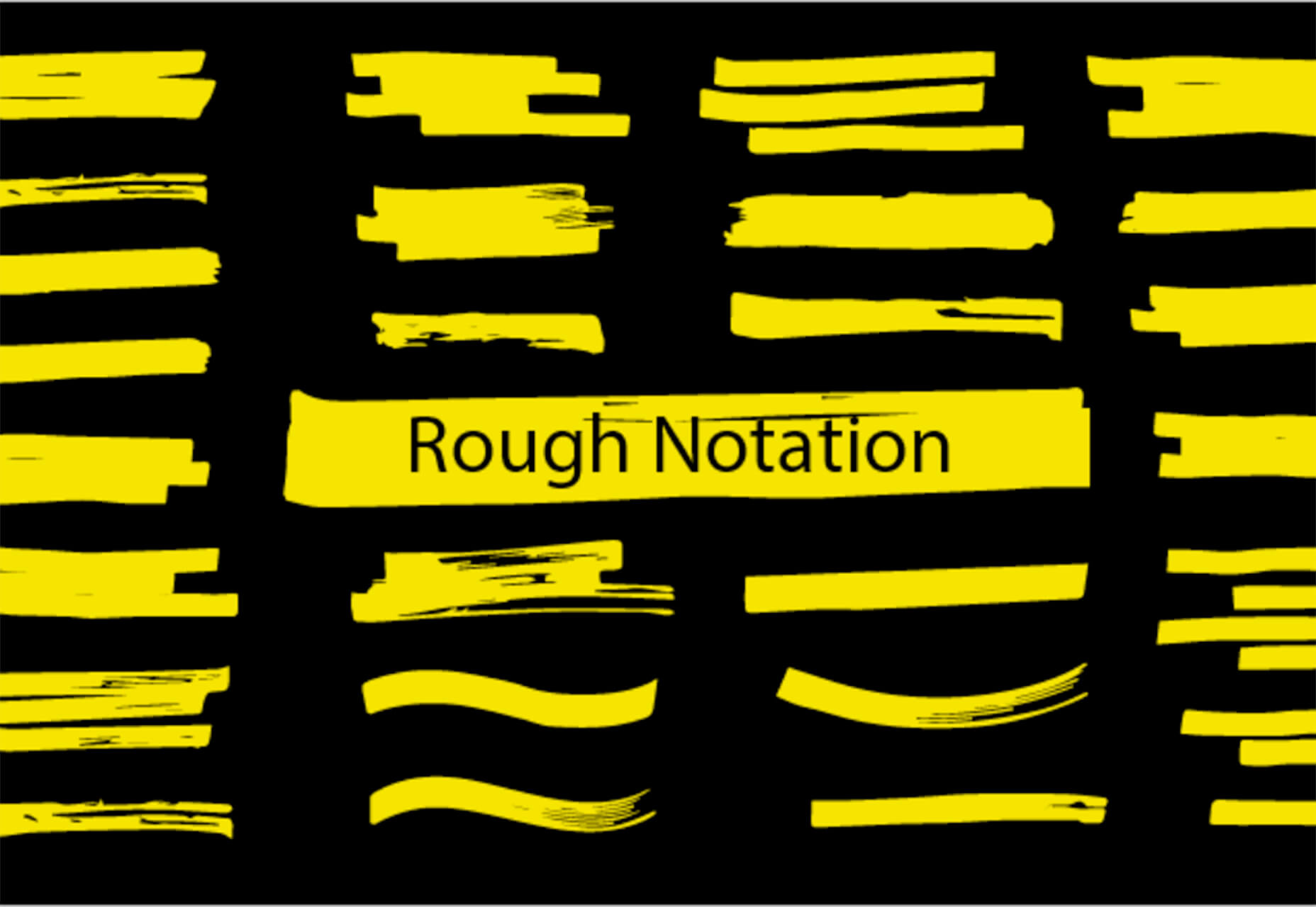 roughnotation