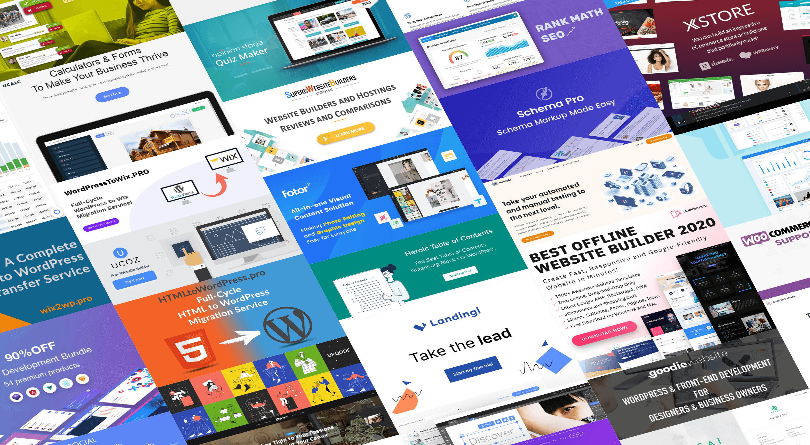 The Most Appreciated Web Solutions of 2020