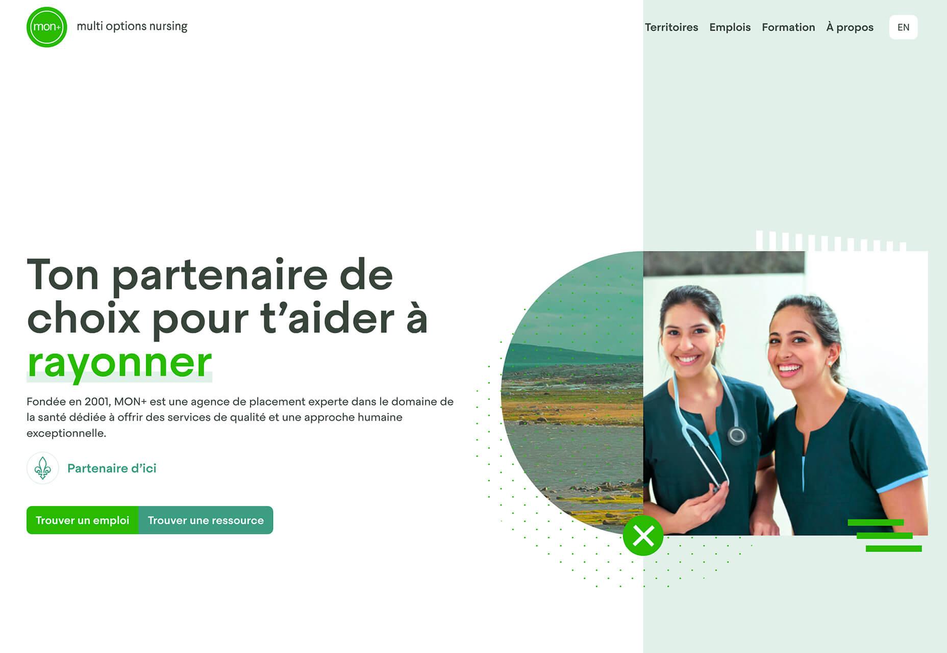 Image of nursing