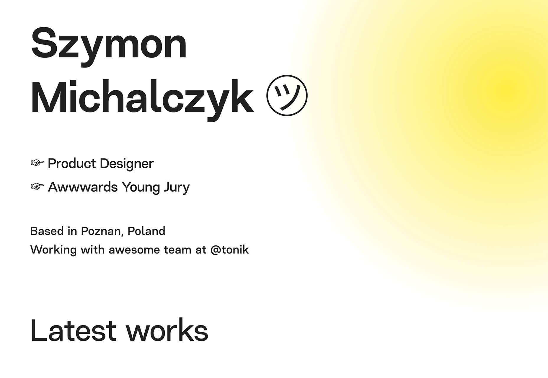 Image of syzmon