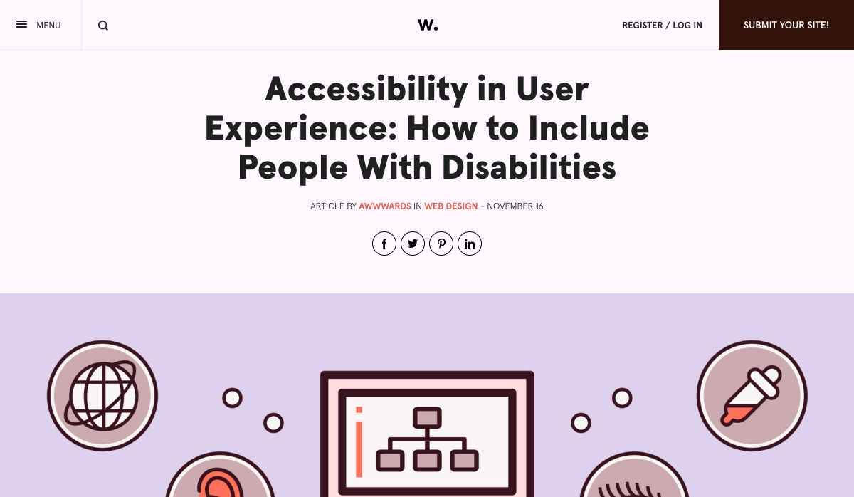 Image of accessibility
