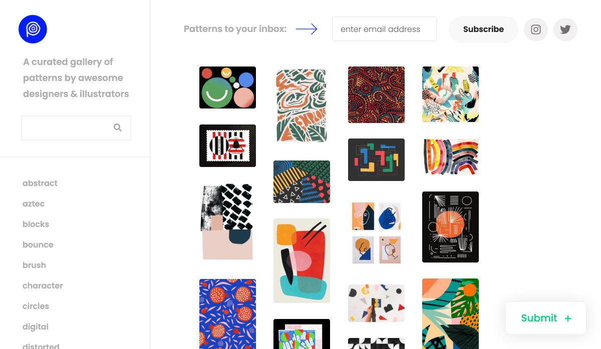 Image of patterns 1