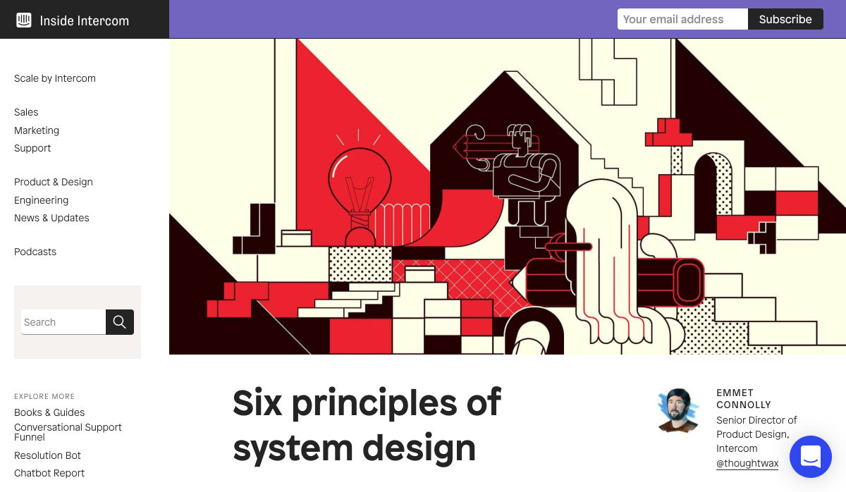 Image of systemdesign