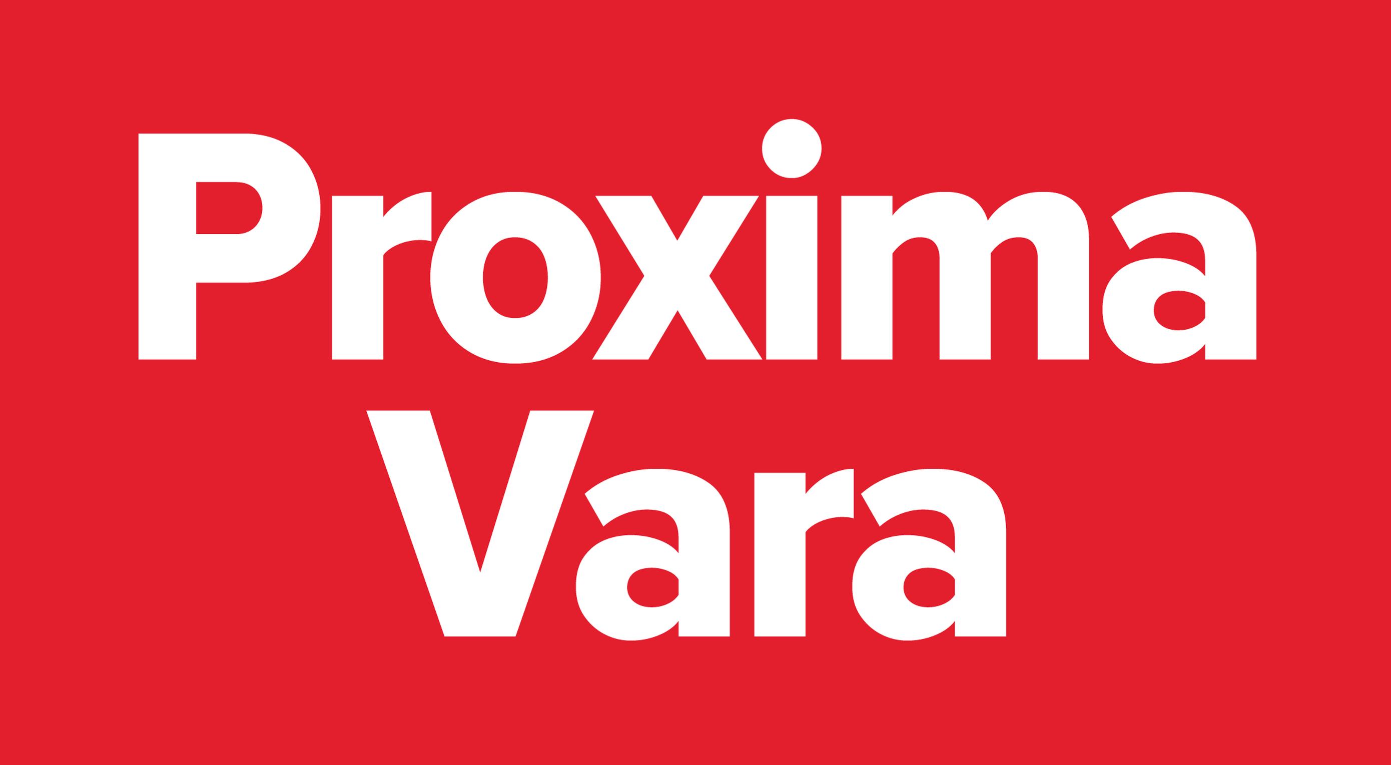 Proxima Vara Font Released