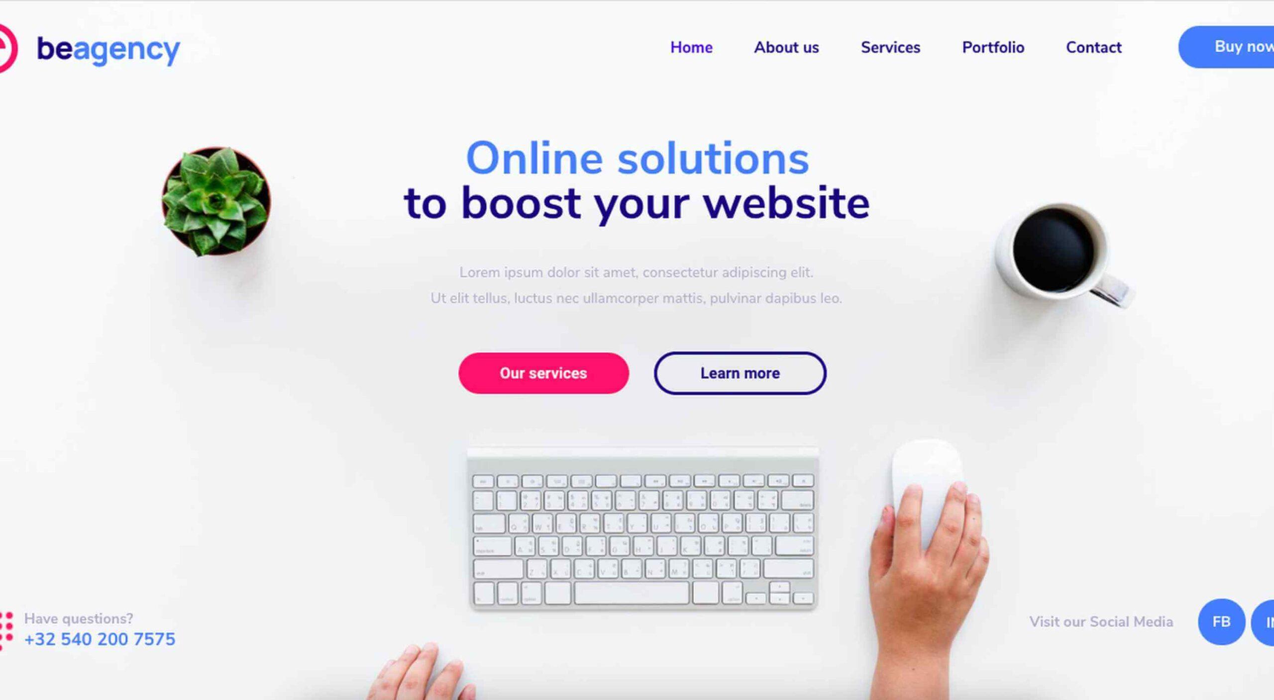 10+ Cool Pre-built Websites Designed With Creatives and Developersin Mind