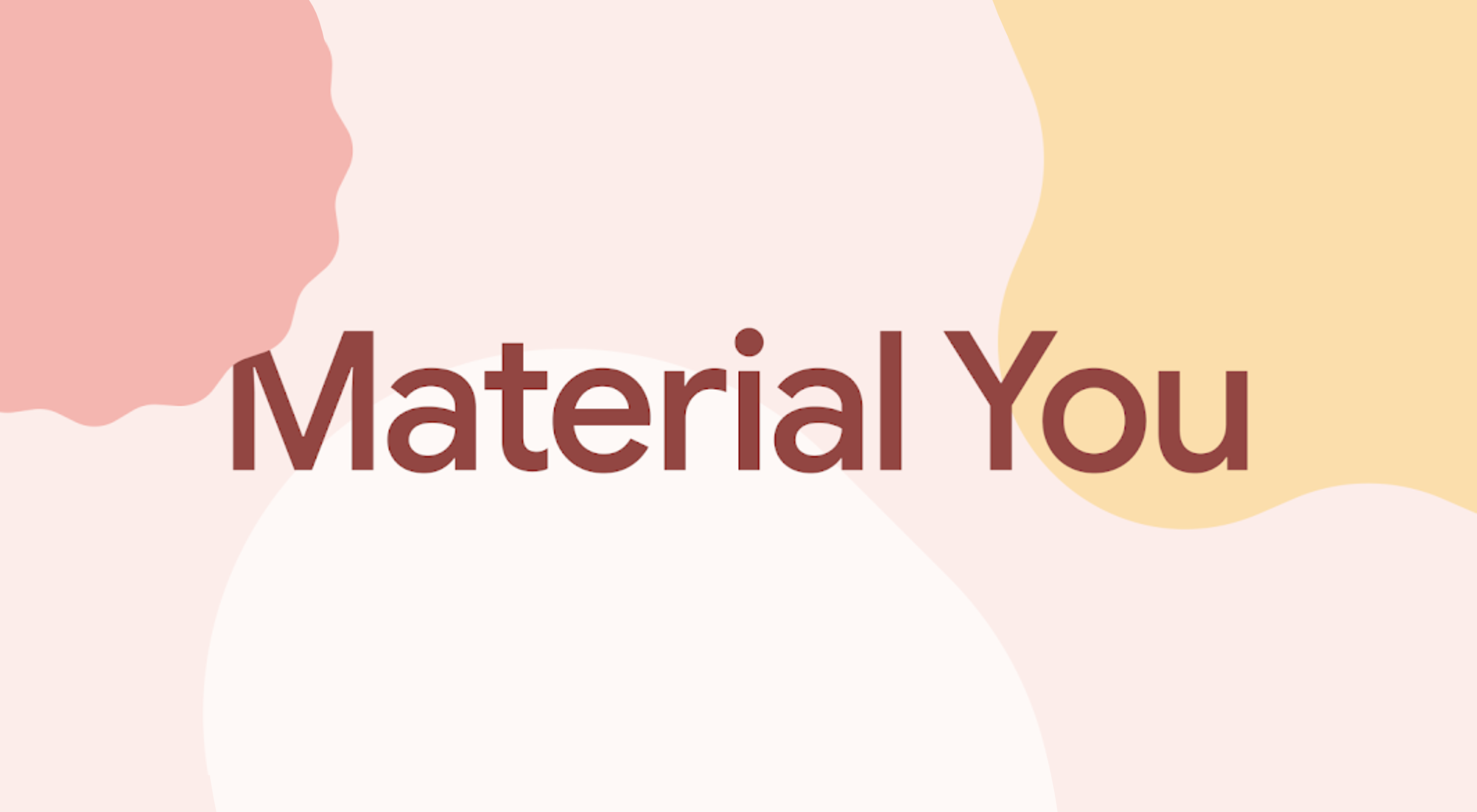 Poll: Will You Adopt Google's Material You?