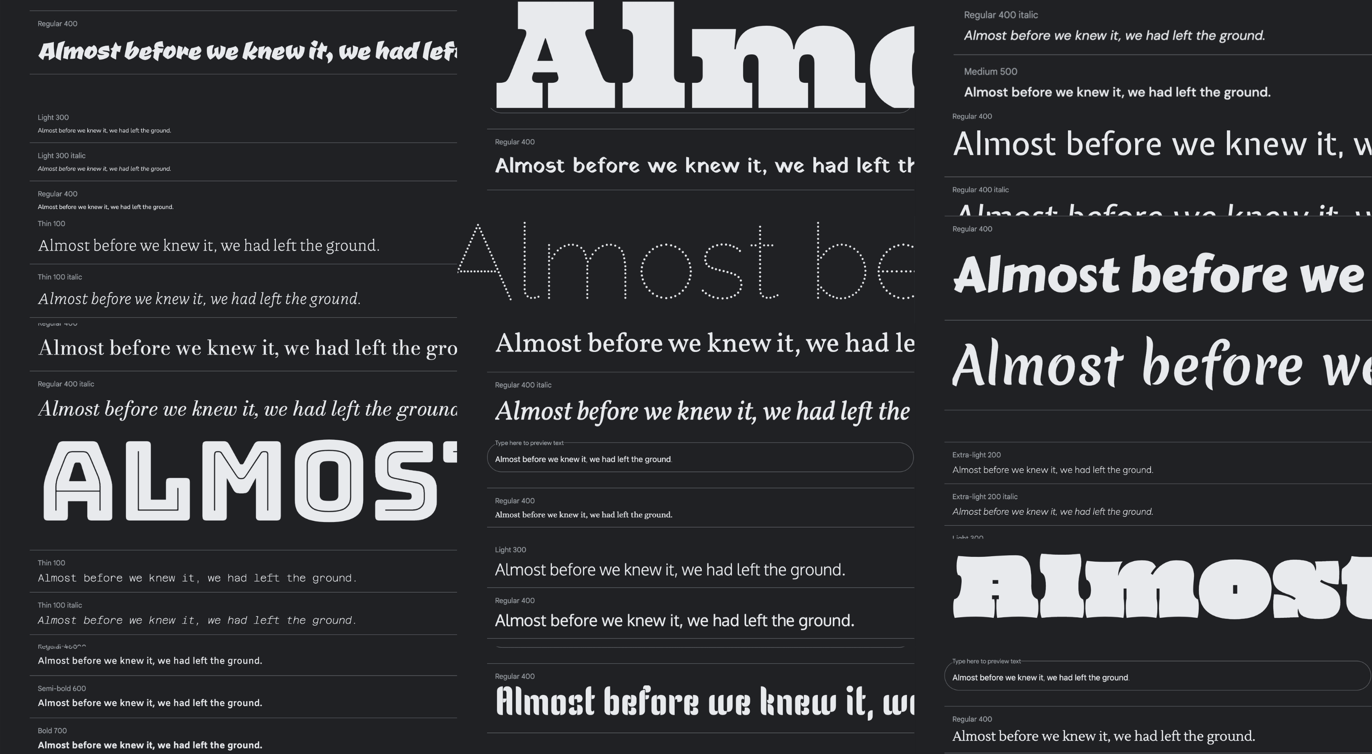 21 Exceptional Google Fonts You Probably Haven't Discovered Yet
