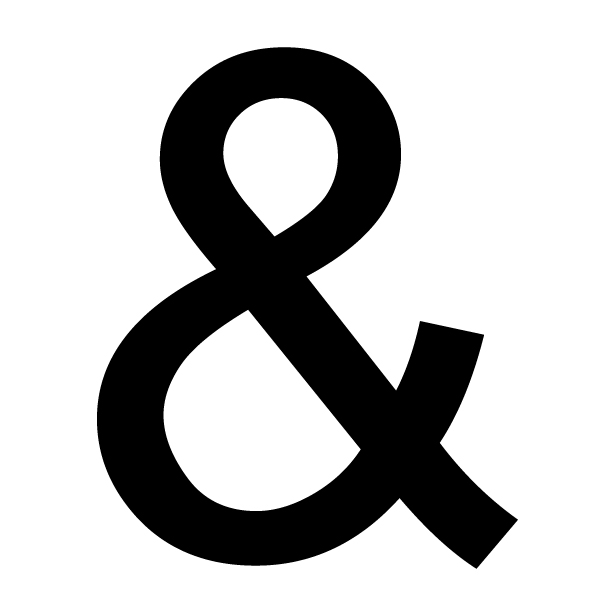 do people know what an ampersand is