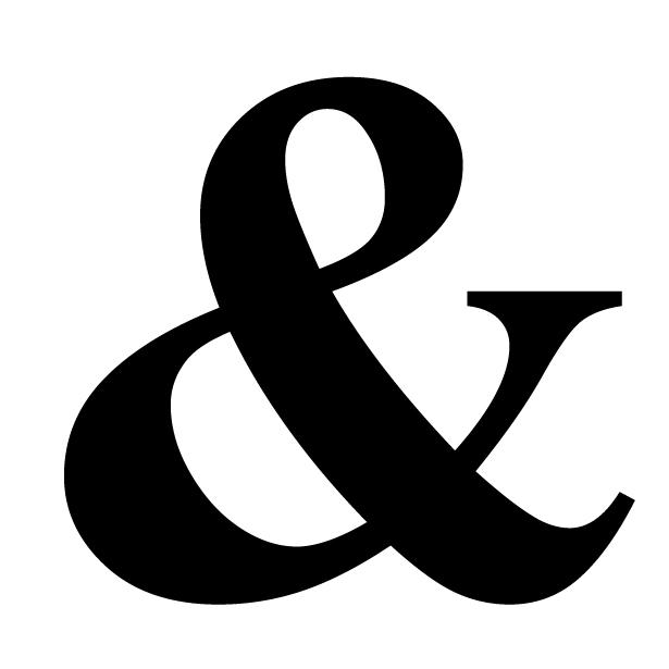 and symbol cursive