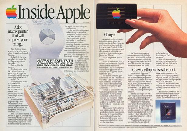 the evolution of apple ads