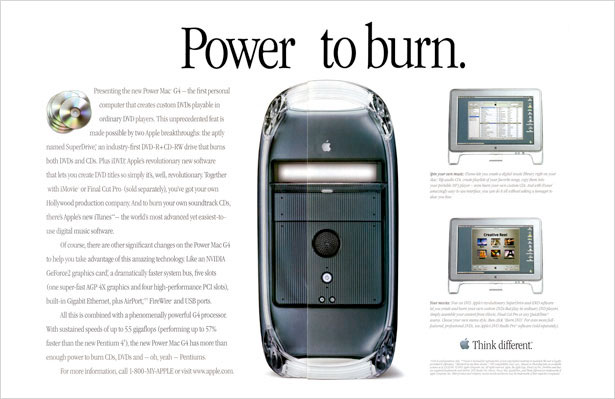 The Evolution of Apple Ads | Webdesigner Depot