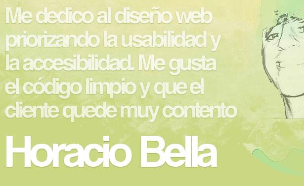 Horacio Bella