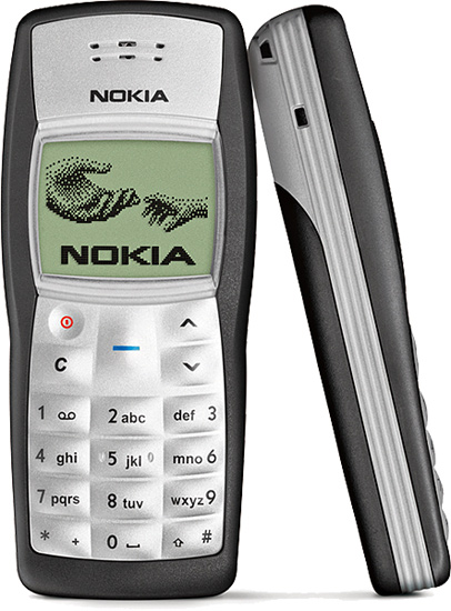 The Evolution of Cell Phone Design Between 1983-2009