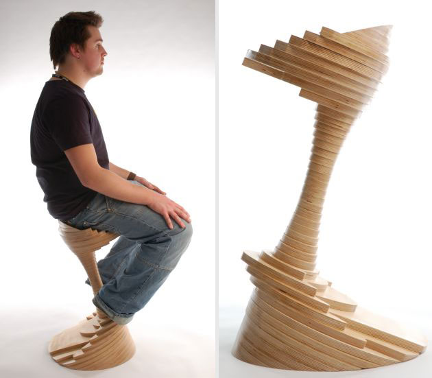 Here Are 50 Examples Of Great Chair Design, From The Sleekest Youu0027ll Ever  See, To The Funkiest And The Just Plain Weird.