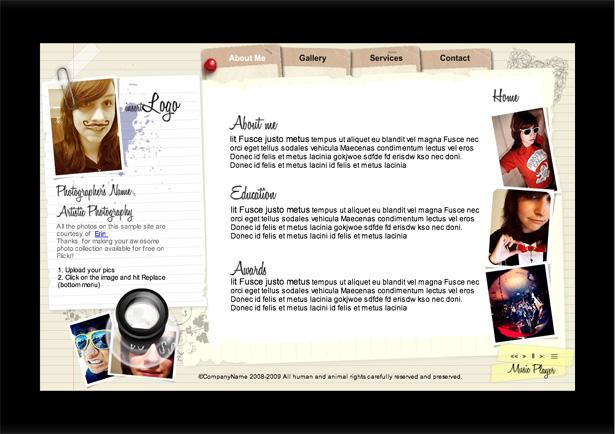creating flash websites with wix webdesigner depot. Black Bedroom Furniture Sets. Home Design Ideas