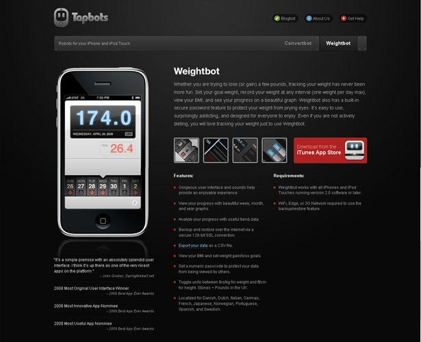 Principles Of Design Value : The dos and don ts of dark web design webdesigner depot