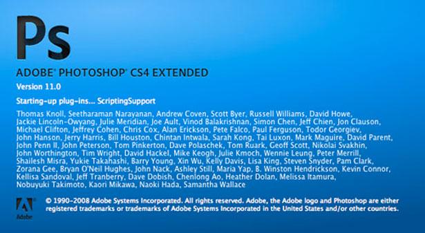 Adobe photoshop cs4 serial keygen free download