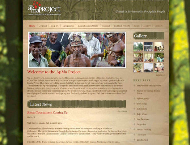 The ApMa Project