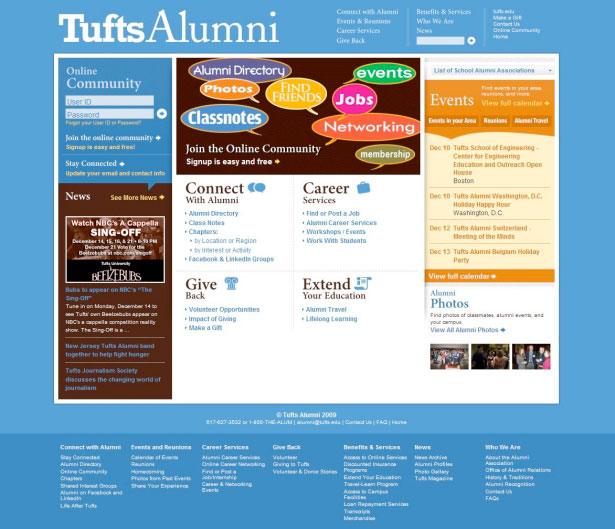 Tufts Alumni